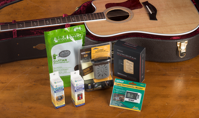 Using A Guitar Humidifier And Other Guitar Humidity Tips Taylor