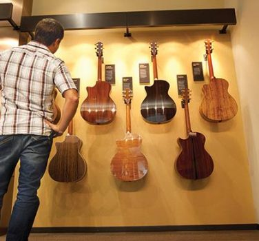 Find The Best Acoustic Guitar For You