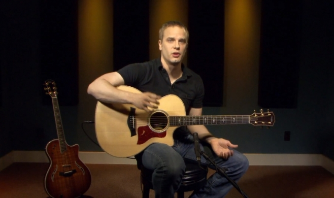 using accents in your guitar strumming with nate savage taylor guitars. Black Bedroom Furniture Sets. Home Design Ideas