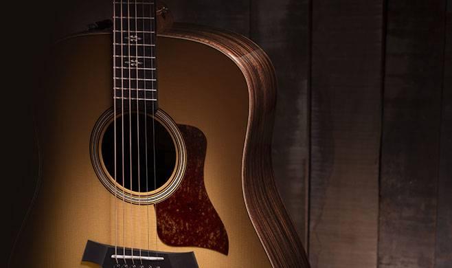 dreadnought guitar shape spotlight taylor guitars. Black Bedroom Furniture Sets. Home Design Ideas