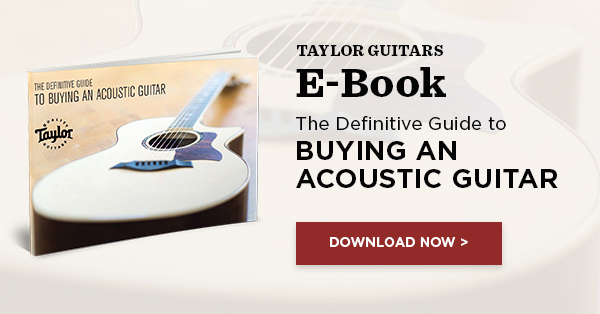 The Definitive Guide to Buying An Acoustic Guitar
