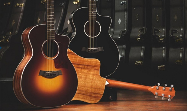 January 25 2014 Taylor Guitars Is Debuting New Additions To Its Popular 200 Series For The Deluxe Are Loaded With