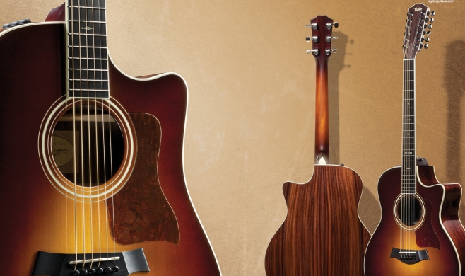 Taylor Guitars Website...