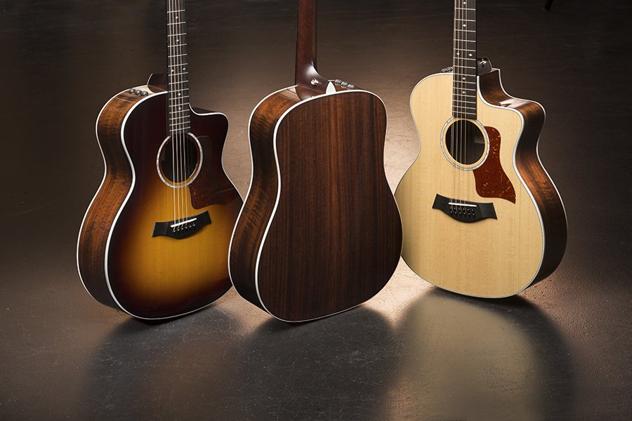 New Copafera 200 Deluxe Acoustic Guitar Models Released