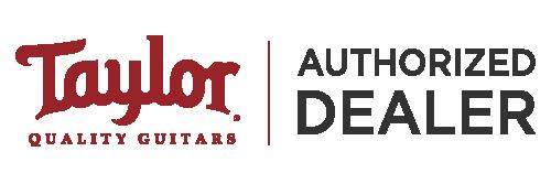 Taylor Guitars Authorized Dealer Badge