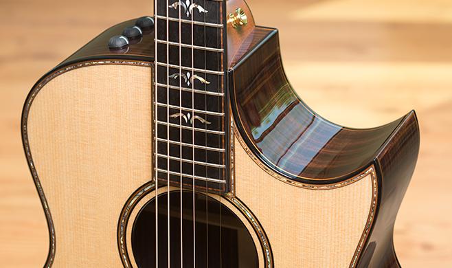 5 Acoustic Guitar Features that Set Taylor Apart | Taylor