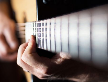 Acoustic Guitar Intonation