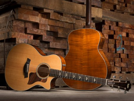 Maple Acoustic Gutiar