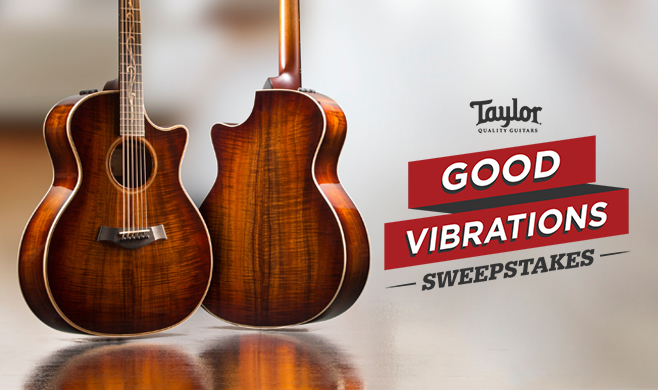 Win a V-Class K24ce in the Good Vibrations Sweepstakes