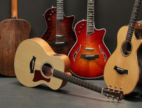 Taylor Guitar Line - Road Show