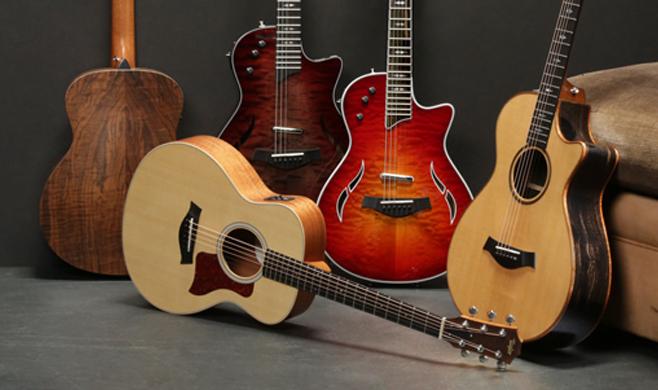 Taylor Guitar Line - Road Show