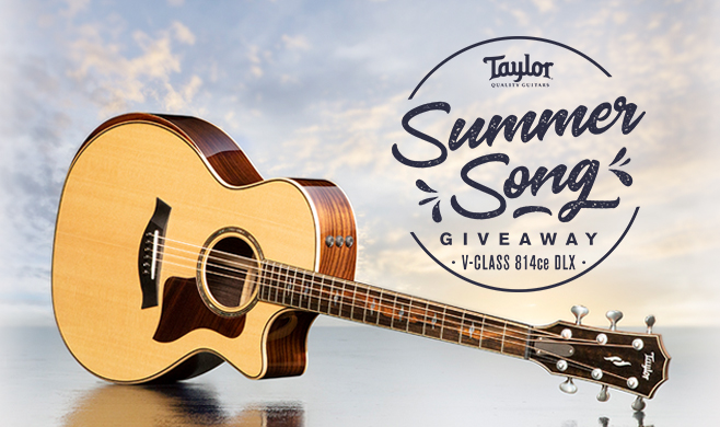 Taylor News Archives | Taylor Guitars
