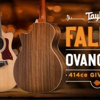 Win a 414ce acoustic guitar (acoustic-electric)