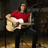 Music Producer Will Yip - Taylor Acoustic Guitar