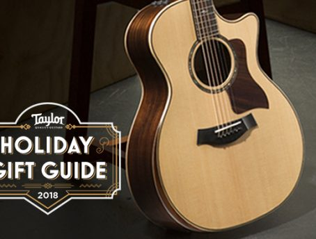 Top Holiday Guitar Gifts