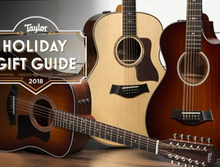 Holiday Guitar Guide & Gift Ideas