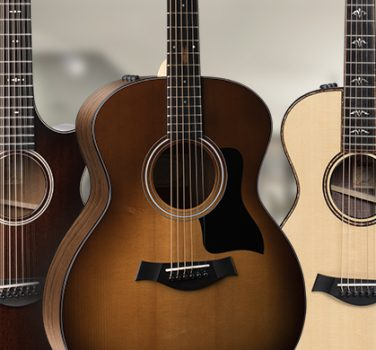 New Taylor Guitars at Summer NAMM