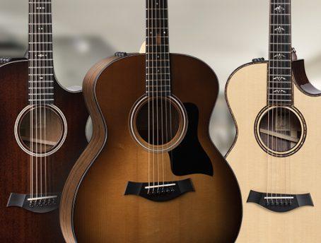New Taylor Guitars at Summer NAMM