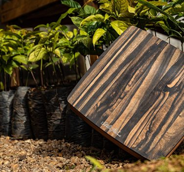 Bob Taylor Launches Stella Falone Ebony Kitchenware Line with Cutting Boards