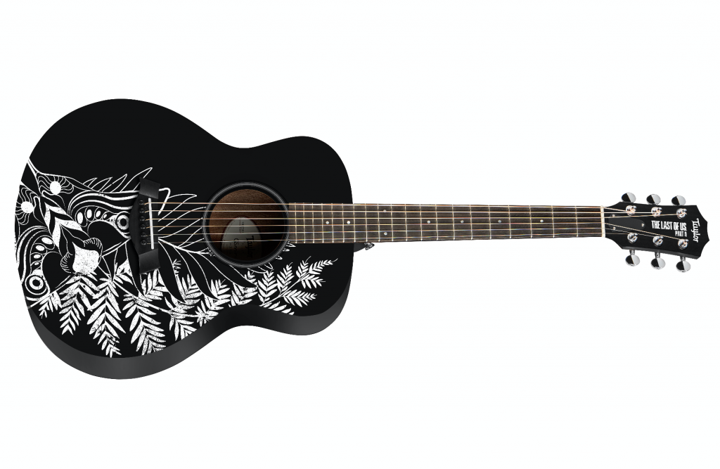 "Taylor Creates Custom Guitars for ""The Last of Us Part II"" Game ..."